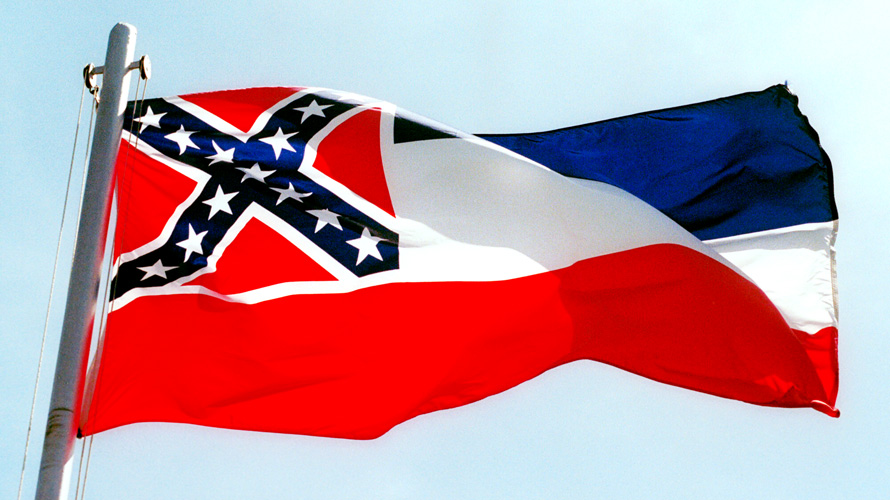 MS flag: 'In God We Trust' for Confederate symbol?