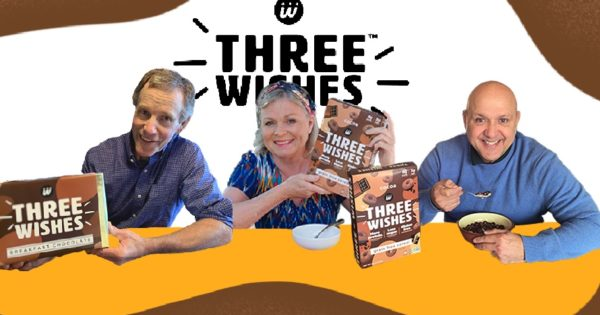 Three Wishes Got the Willy Wonka Cast to Test Its New Cereal