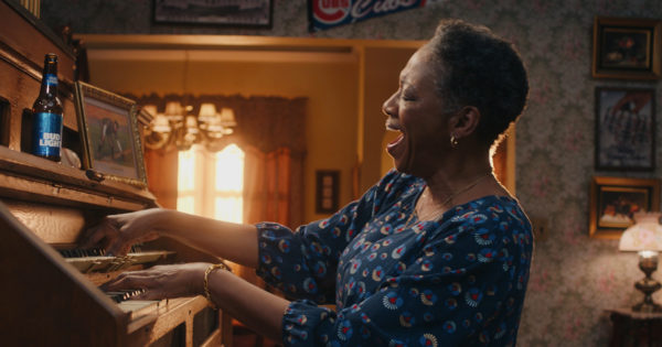 Bud Light Welcomes Baseball Back With a Sweet Serenade
