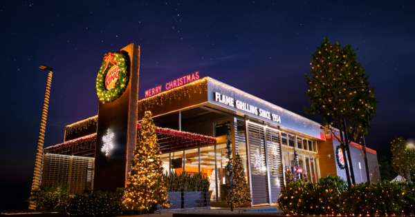 Kings Seal Christmas 2020 Burger King Celebrates Christmas in July Because 2020 Just Needs
