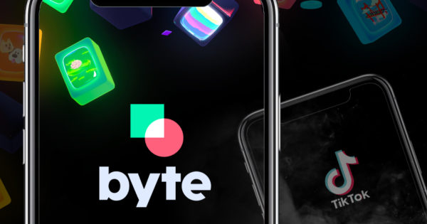 Byte Surges on App Store After Trump Threatens TikTok Ban