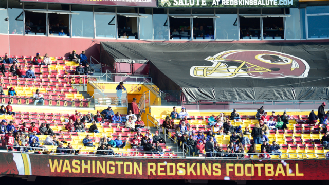 washington redskins fans