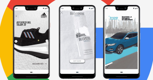 Google Rolls Out New 3D Ad Format Swirl in DV360