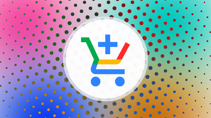 google shopping cart icon