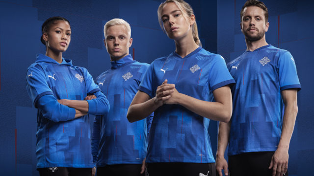 How This Agency Brilliantly Reimagined the Identity for Iceland's National Soccer Team