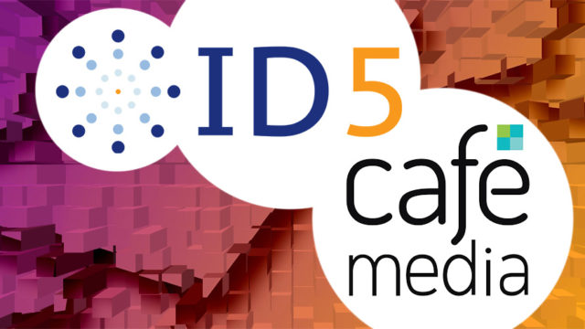 cafemedia and ID5 logos