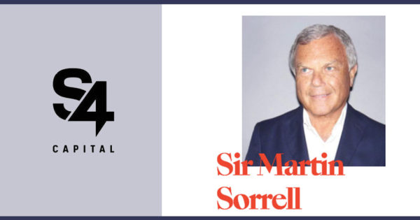 S4 Capital Hopes to Raise $126 Million for New Mergers – Adweek