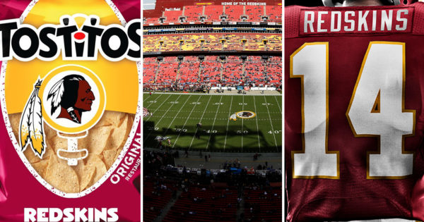 Investors Ask Nike, FedEx and PepsiCo to Drop the Redskins