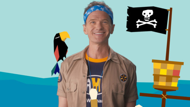 neil patrick harris as a pirate