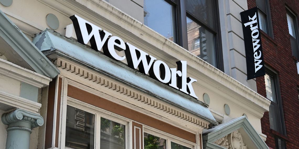 WeWork location
