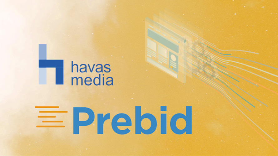 Havas Media and Prebid logos