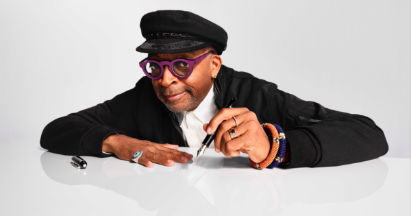 Montblanc Enlists Spike Lee for Aspirational Global Campaign