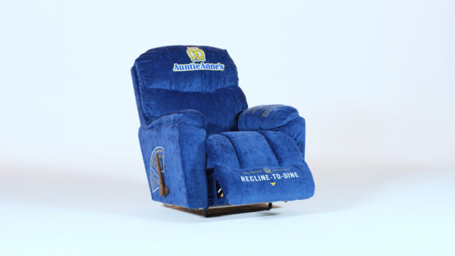Auntie Anne's recliner chair