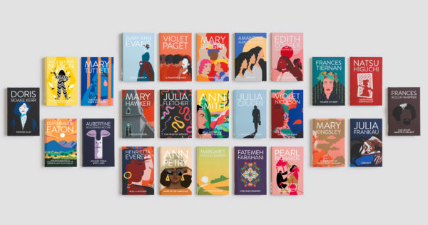 Baileys Is Recognizing Female Authors Who Used Male Pseudonyms With a 25-Book Collection