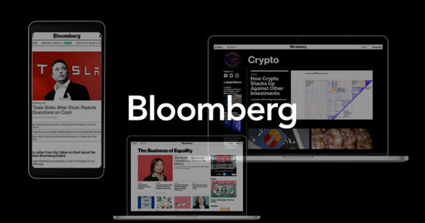 Bloomberg Media Sets Up for Digital Growth With Promotions