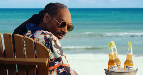Snoop Dogg Lives the Good Life for Corona in New Campaign