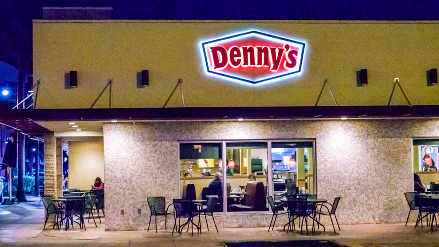 Photo of a Denny's
