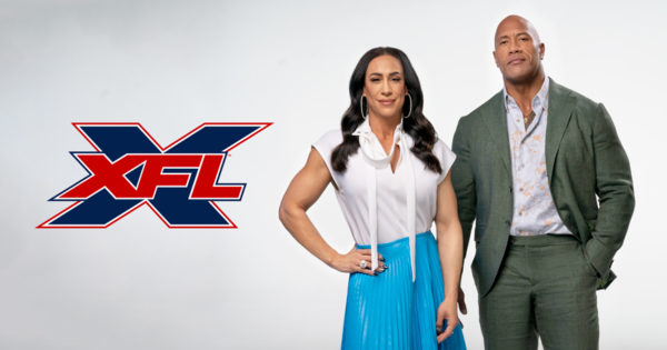 The Rock and Dany Garcia Are Buying the XFL