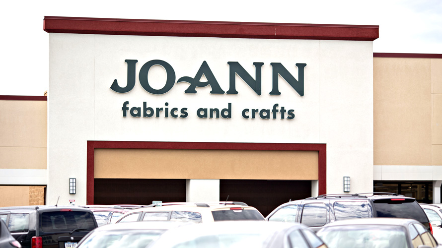 joan fabrics and crafts storefront