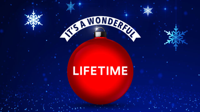 Logo for It's a Wonderful Lifetime