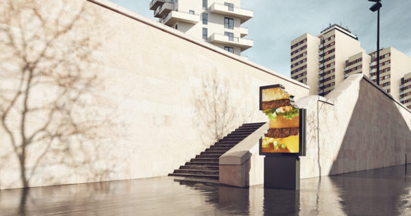 These Clever McDonald's Outdoor Ads Have Giant Bites Taken Out of Them