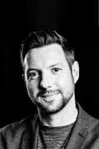 Portrait of David Hayes, VP Growth, The Marketing Practice