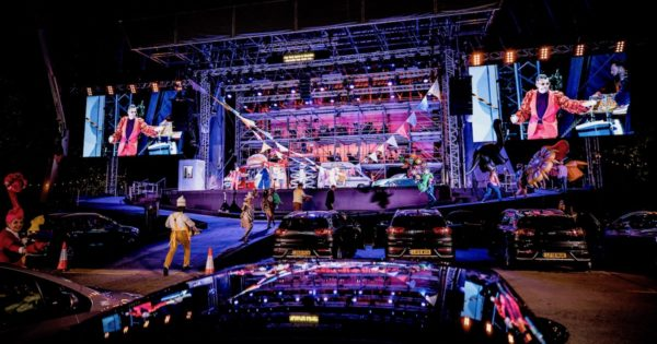 Uber Helps Bring Back the English National Opera...