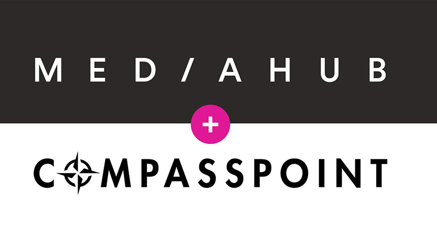 Mediahub and CompassPoint logos