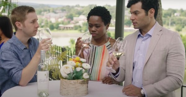 This Winery's Ads Poke Fun at Snobbery While Showing How Serious It Is About Sustainability