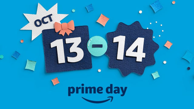 Prime Day, Amazon's Premier Shopping Event, Will Take Place Oct. 13-14