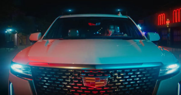 Cadillac Diversifies Media Approach for 'Halo Vehicle'