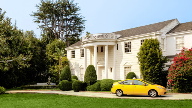 The Fresh Prince of Bel-Air mansion