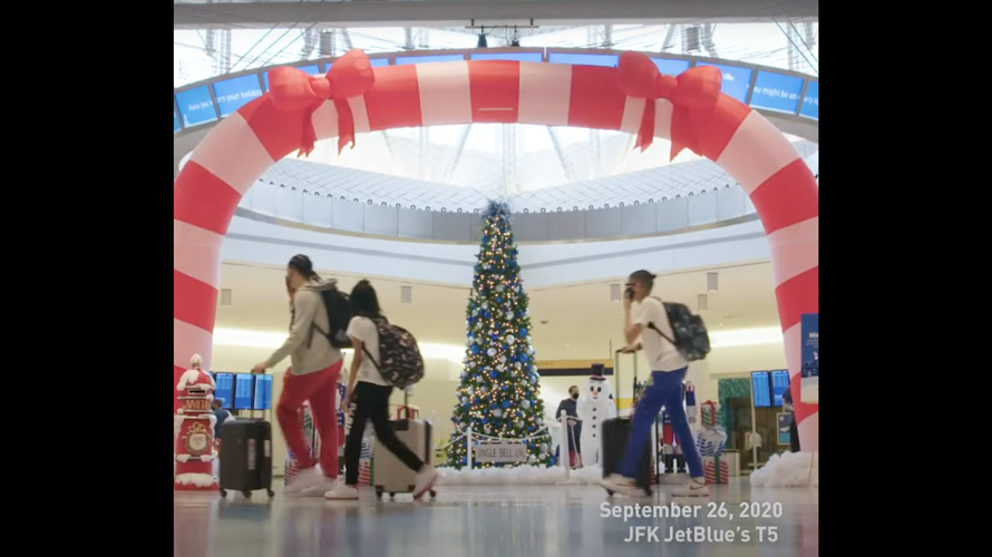 Jetblue Christmas Deals 2020 JetBlue Celebrates Christmas Early With Holiday Sale
