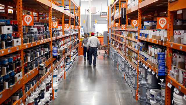 Home Depot Has Long Dominated America's Newest Pastime: Home Improvement Projects