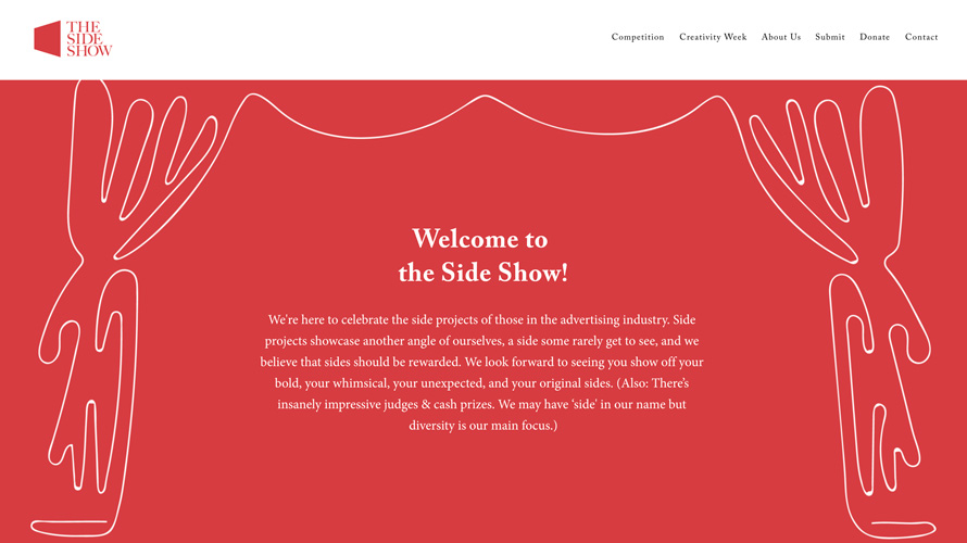 Side Show image