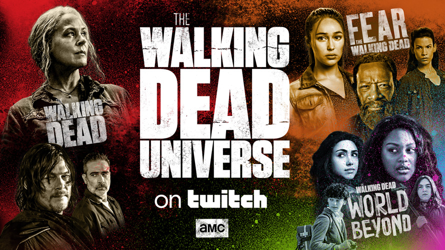 Poster for TWDUniverse