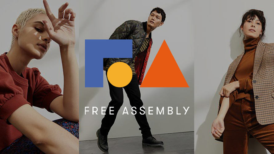 walmart free assembly clothing