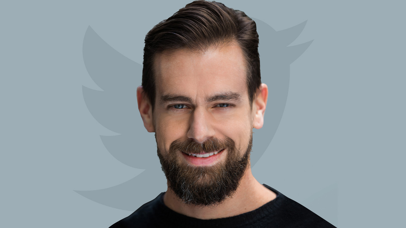 Image result for jack dorsey happy