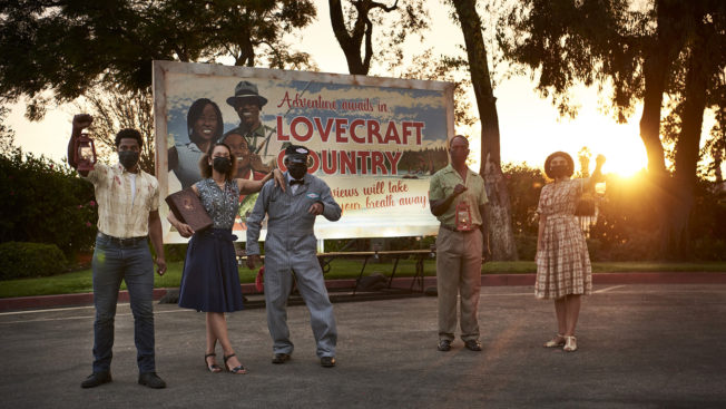 lovecraft country activation