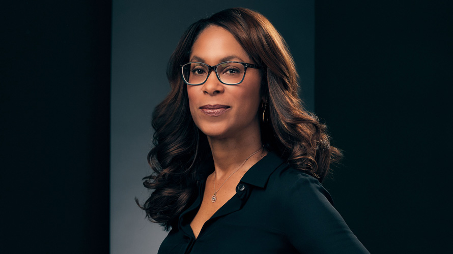 Photo of Channing Dungey