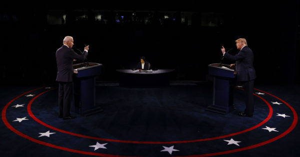 How AI Can Help Us With Presidential Debates