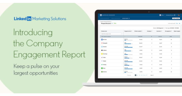 Linked Rolls Out Company Engagement Report