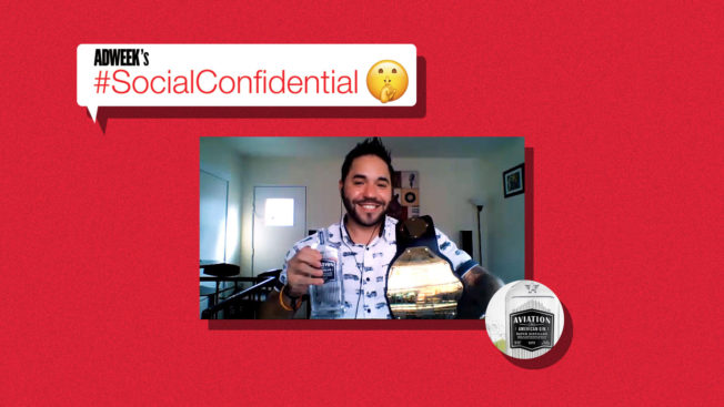 Photo of Social Confidential: How Aviation Gin Leverages Real-Time Pop Culture
