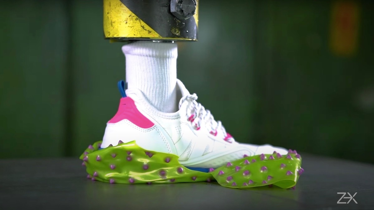 Adidas Blends Surreal Satisfying Art And Asmr In A 12 Hour Video Starring Its New Shoe