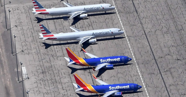 Southwest Will End Middle Seat Ban to Lift Bottom Line