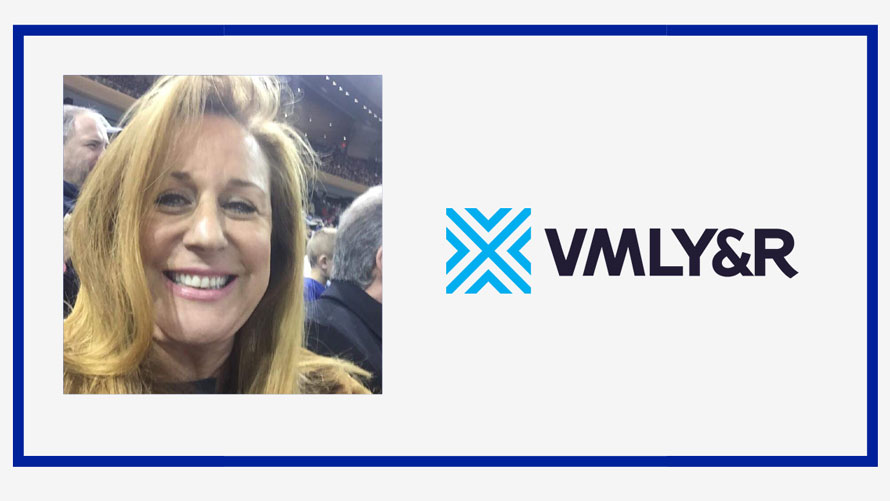 Photo of Augé Reichenberg and the VMLY&R logo