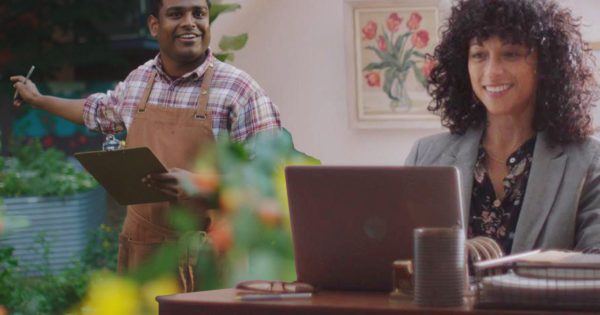 LinkedIn's New 'Let's Step Forward' Ad Emphasizes Small Steps Toward Career Progress