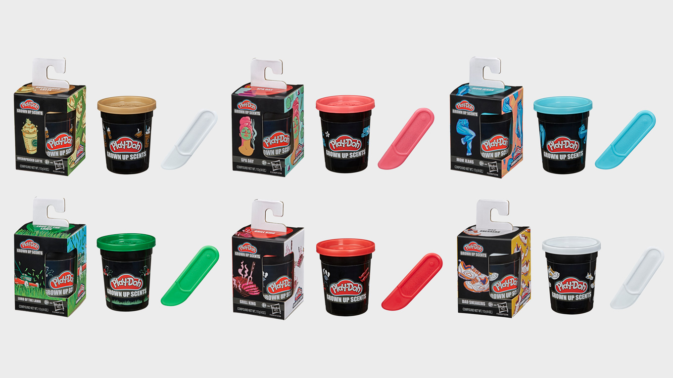Play Doh For Adults May Be The Most 2020 Product Innovation Yet