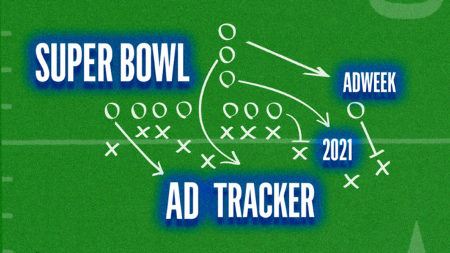 Super Bowl LV Ad Tracker Photo: All About 2021 Ads