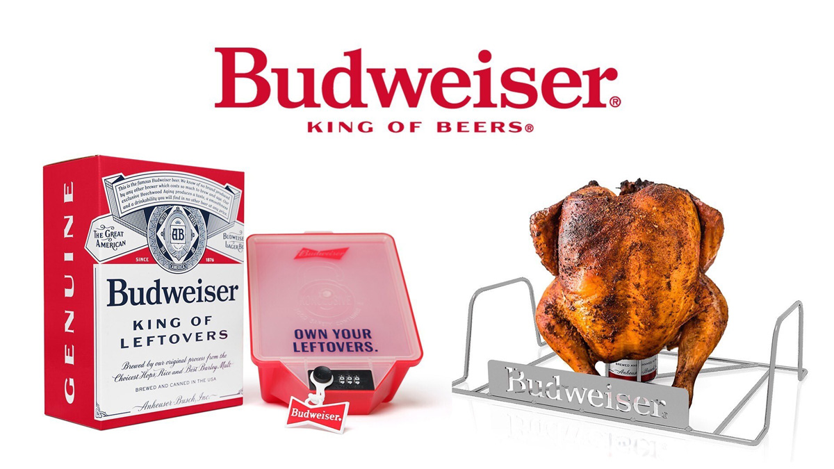 budweiser thanksgiving